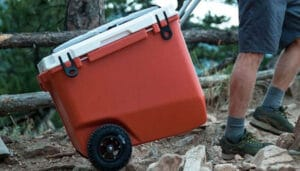 Best Rolling Cooler Brand Top 1 Coleman