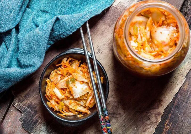 The Way To Tell If Kimchi Has Gone Bad