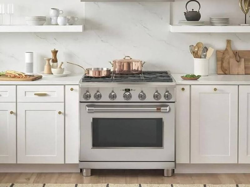 best 48 inch gas range