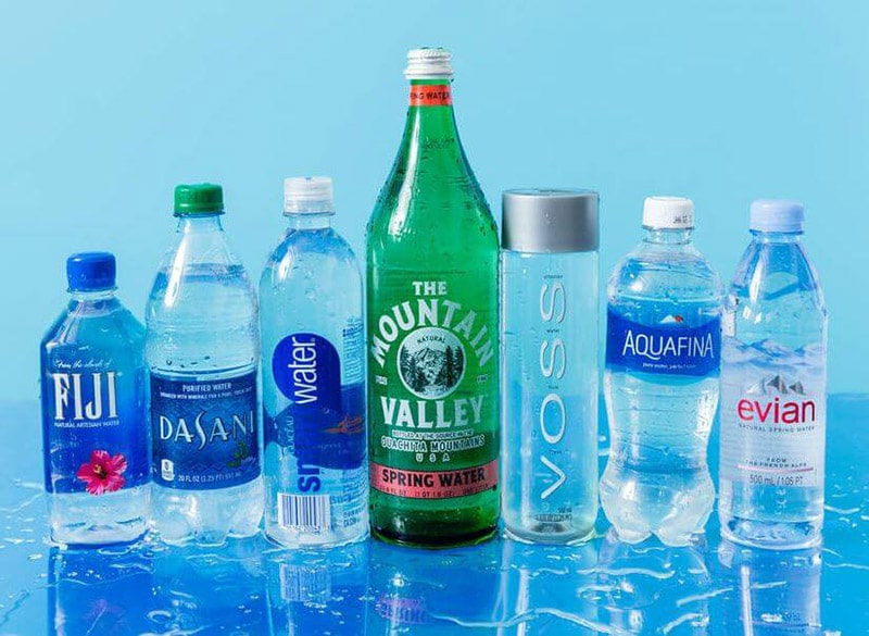 top rated best bottled water