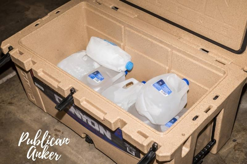 10 TIPS TO KEEP ICE LONGER IN YOUR YETI COOLER