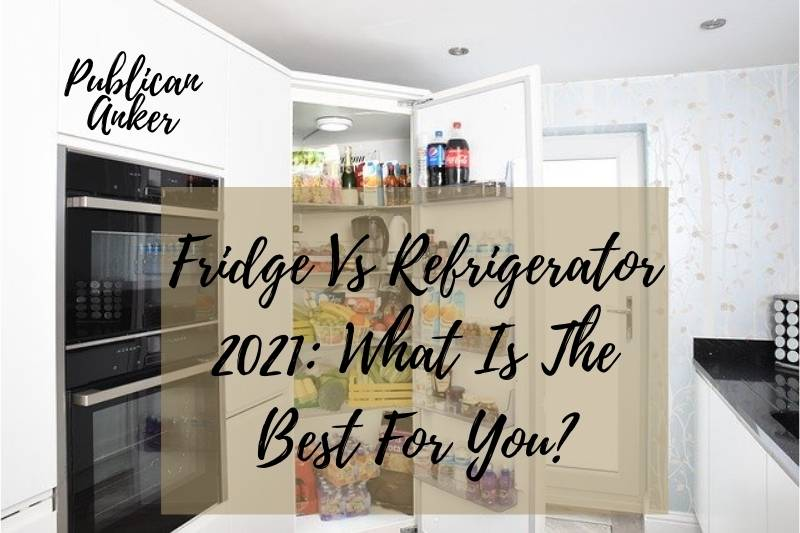 Fridge Vs Refrigerator 2021 What Is The Best For You