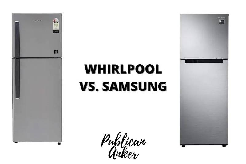 Whirlpool Vs Samsung Refrigerator 2021 What Is The Best For You