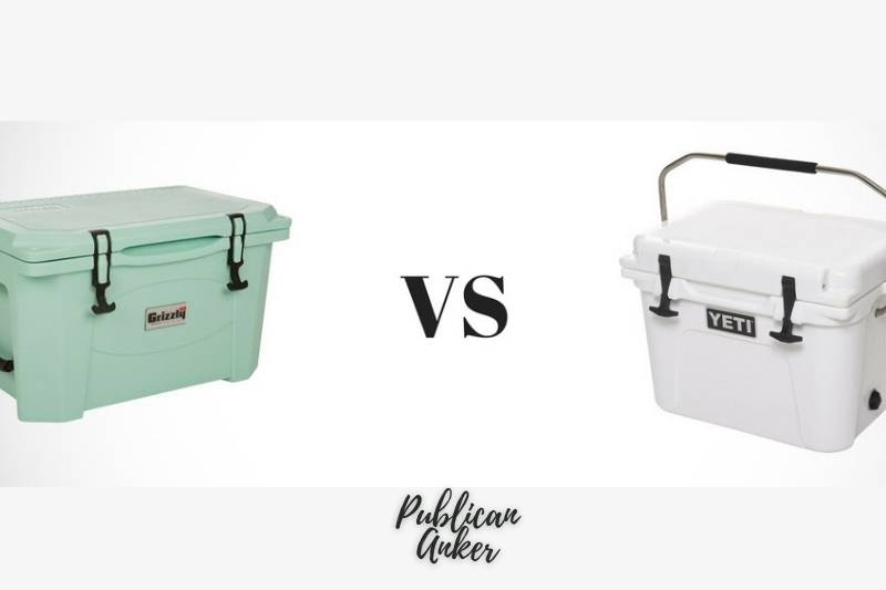 Grizzly Cooler vs. Yeti